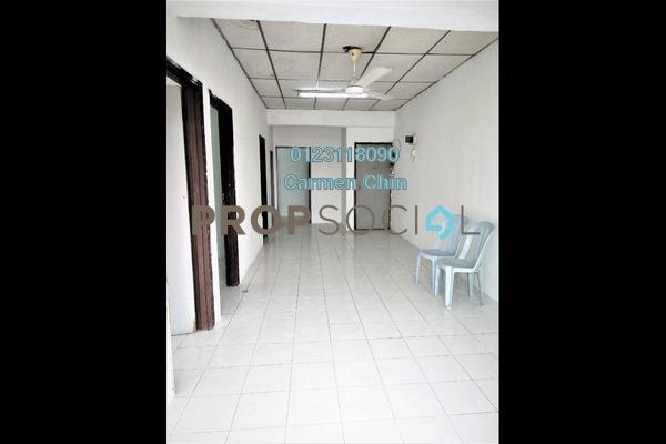 Apartment For Sale in Taman Sri Kuching, Jalan Ipoh Freehold Unfurnished 3R/2B 260k
