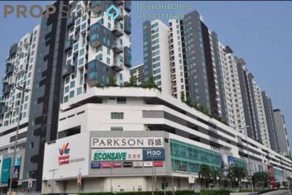 For Rent Condominium at The Loft @ ZetaPark, Setapak Freehold Semi Furnished 1R/1B 1.15k