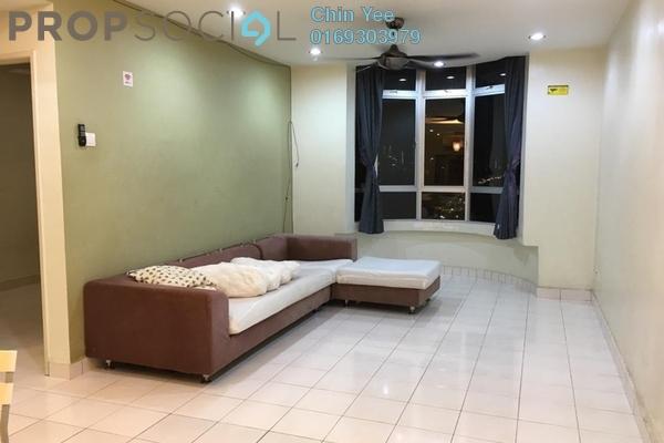 Condominium For Sale in Angkasa Condominiums, Cheras Freehold Semi Furnished 3R/2B 397k
