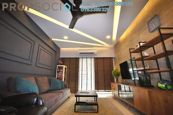 Condominium For Sale in Kampung Cheras Baru, Cheras Freehold Unfurnished 3R/2B 245k