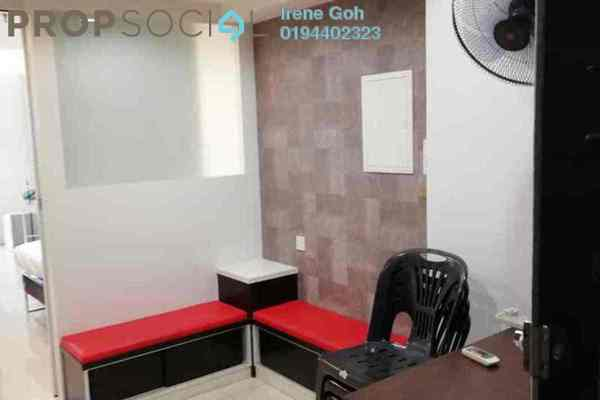 SoHo/Studio For Sale in The CEO, Bukit Jambul Leasehold Fully Furnished 1R/1B 500k