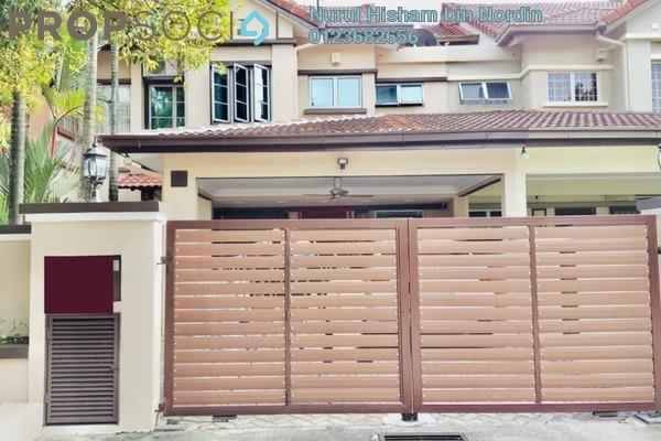 For Sale Terrace at USJ Heights, UEP Subang Jaya Freehold Semi Furnished 4R/3B 999k