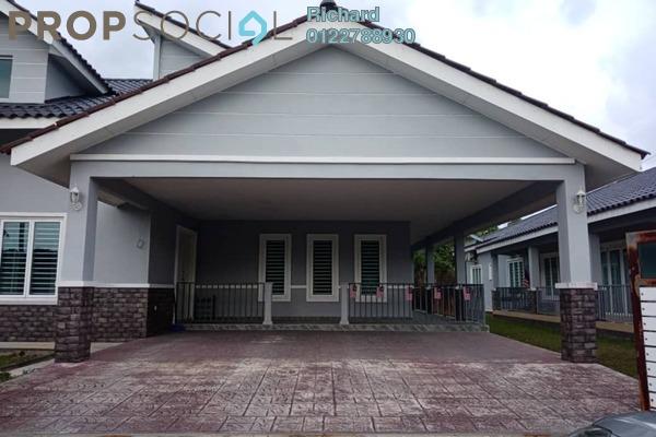 Bungalow For Sale in Desa Subang Permai, Subang Freehold Semi Furnished 5R/4B 900k