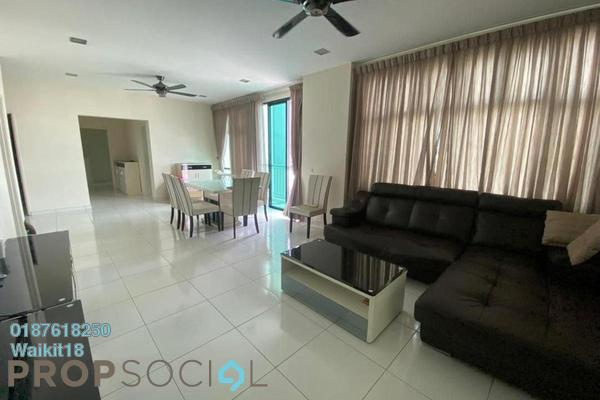 Condominium For Sale in The Sky Executive Suites, Bukit Indah Freehold Fully Furnished 3R/2B 650k