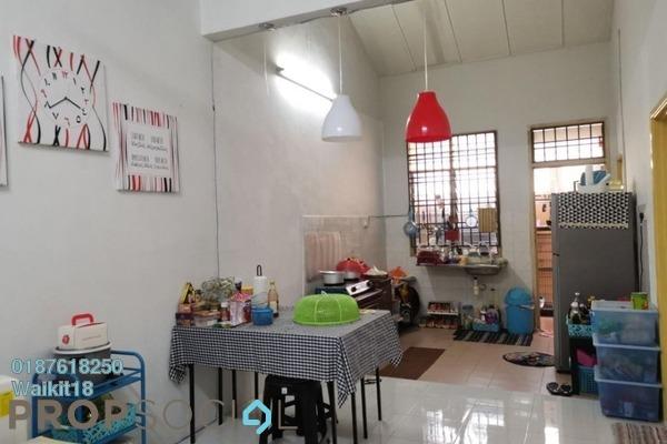 Terrace For Sale in Taman Bukit Indah, Bukit Indah Freehold Semi Furnished 3R/2B 568k