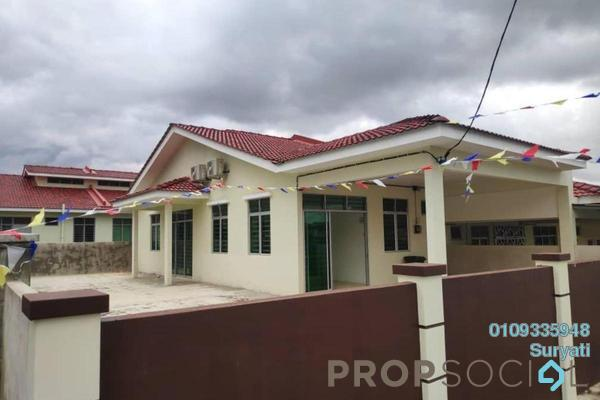 Terrace For Sale in Taman Rafflesia, Pendang Freehold Unfurnished 3R/2B 198k