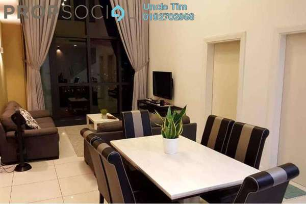 Serviced Residence For Rent in M City, Ampang Hilir Freehold Fully Furnished 3R/2B 5.2k