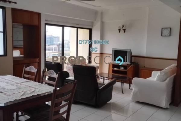 Condominium For Rent in Prima 16, Petaling Jaya Freehold Semi Furnished 2R/2B 2.5k