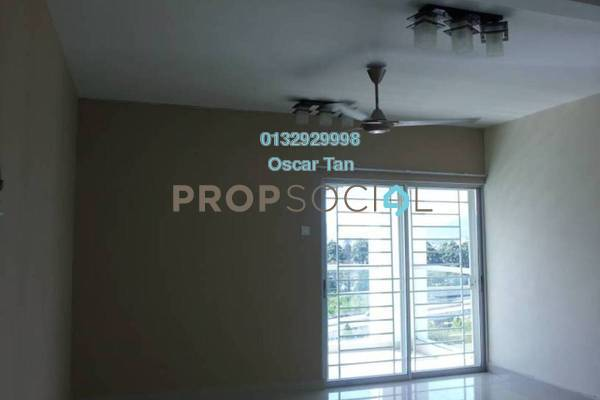 Condominium For Rent in Alam Puri, Jalan Ipoh Freehold Semi Furnished 3R/2B 1.3k