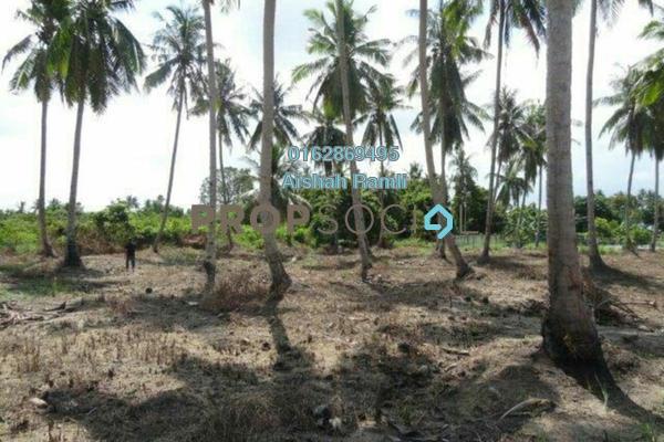 Land For Sale in Bandar Hilir, Melaka Freehold Unfurnished 0R/0B 580k