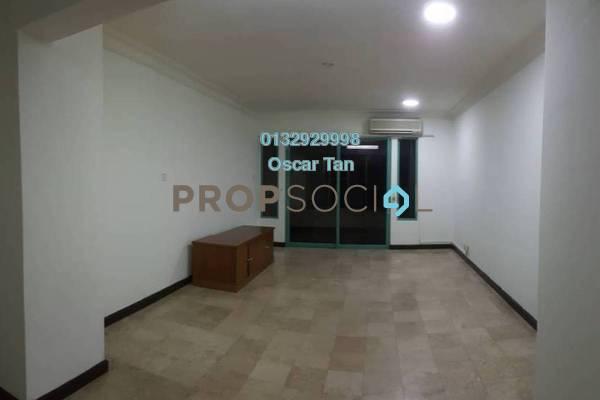 Condominium For Sale in Sri Bukit Tunku, Kenny Hills Freehold Semi Furnished 4R/3B 998k
