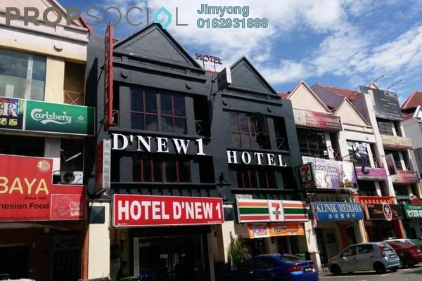 For Rent Shop at Sunway Mentari, Bandar Sunway Freehold Unfurnished 0R/1B 7k