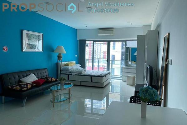 Apartment For Rent in Summer Suites, KLCC Freehold Fully Furnished 1R/1B 1.4k