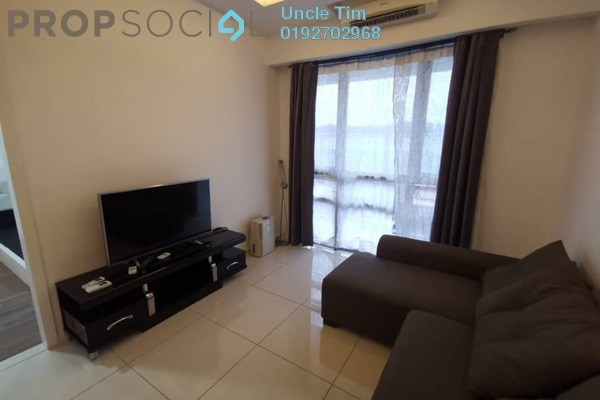Condominium For Rent in Cascades, Kota Damansara Freehold Fully Furnished 1R/1B 1.5k