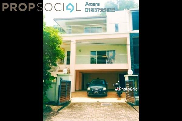 Semi-Detached For Rent in Taman Kelab Ukay, Bukit Antarabangsa Freehold Semi Furnished 5R/5B 50k