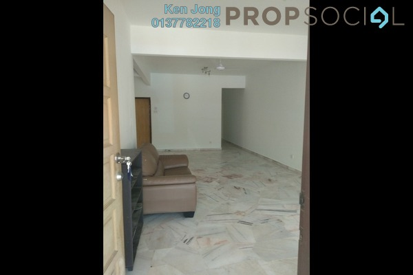 Townhouse For Rent in Jalan Equine, Equine Park Freehold Semi Furnished 3R/3B 1.32k