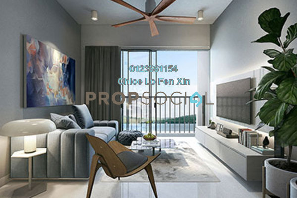Condominium For Sale in Taman Putra Perdana, Puchong Leasehold Fully Furnished 3R/2B 288k