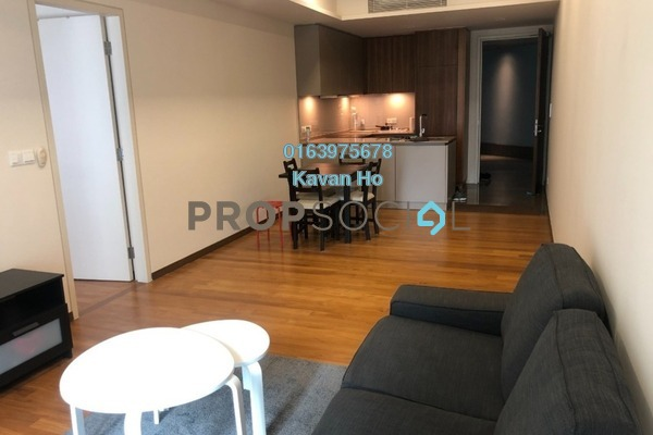 Condominium For Sale in Stonor 3, KLCC Freehold Fully Furnished 1R/1B 1.2m