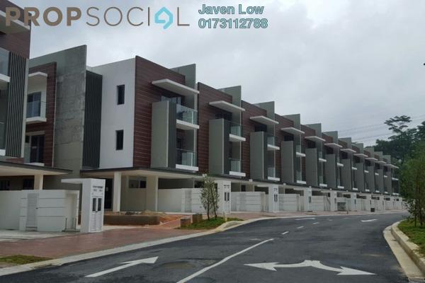 Townhouse For Rent in The Vale II @ Sutera Damansara, Damansara Damai Freehold Semi Furnished 4R/4B 2k