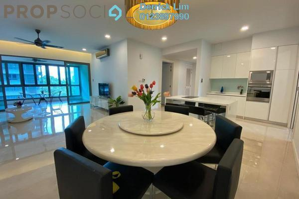 Condominium For Rent in Seni, Mont Kiara Freehold Fully Furnished 4R/5B 7.5k