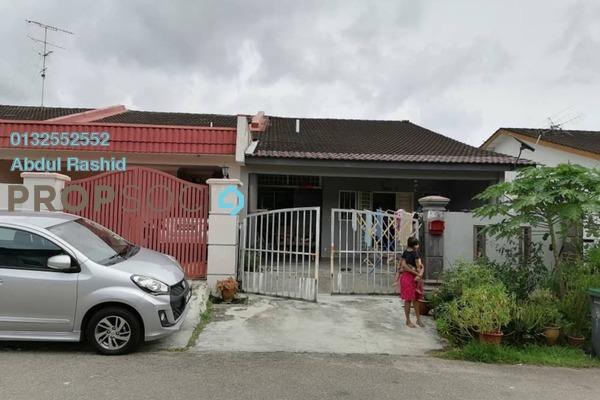 Terrace For Sale in Taman Puteri Wangsa, Ulu Tiram Freehold Unfurnished 3R/2B 315k
