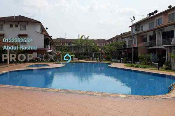 Townhouse For Sale in Taman Tampoi Indah, Johor Bahru Leasehold Unfurnished 4R/2B 320k