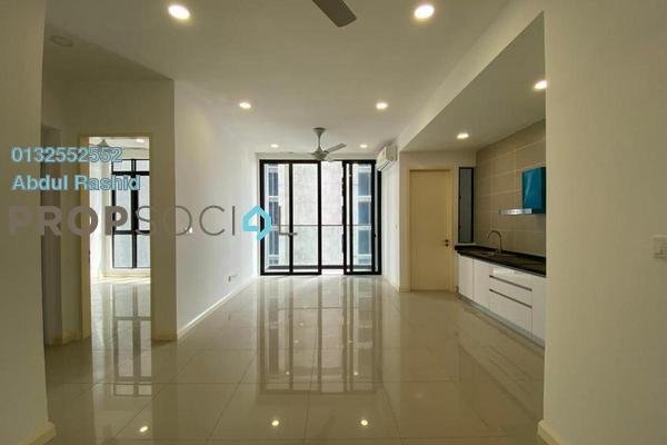 Condominium For Sale in D'Pristine, Medini Freehold Unfurnished 1R/1B 460k