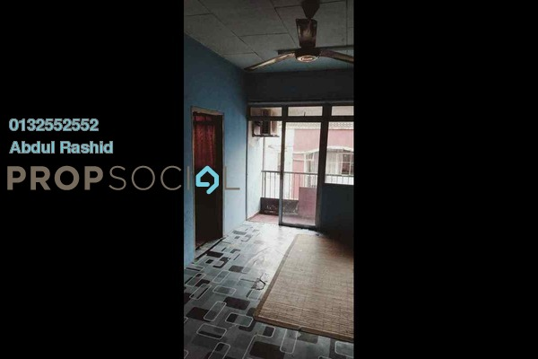 Apartment For Sale in Taman Tan Sri Yaacob, Skudai Leasehold Unfurnished 1R/1B 120k