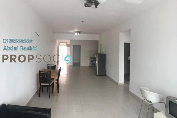 Apartment For Sale in Tebrau City Residences, Tebrau Freehold Semi Furnished 3R/2B 315k