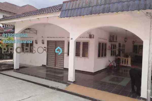 For Sale Bungalow at Taman Nong Chik, Johor Bahru Leasehold Semi Furnished 4R/3B 1.02m