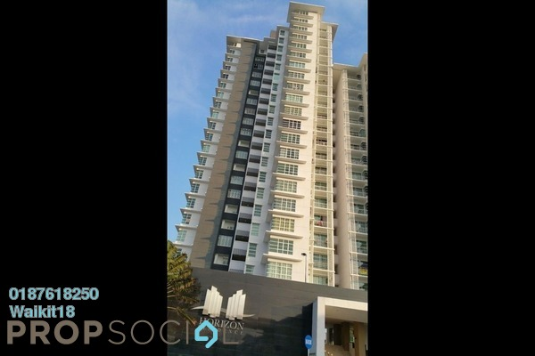 Condominium For Sale in Horizon Residence, Bukit Indah Freehold Fully Furnished 3R/2B 388k