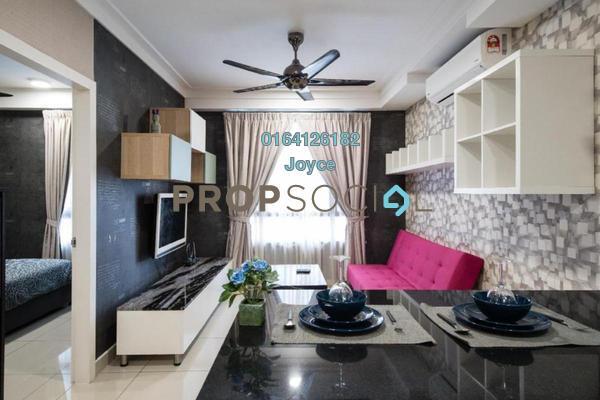 Condominium For Sale in Solstice @ Pan'gaea, Cyberjaya Freehold Fully Furnished 1R/1B 299k