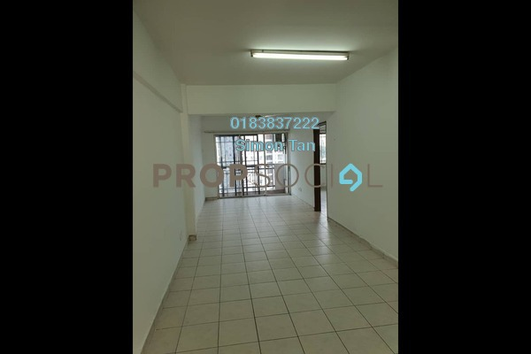 Apartment For Rent in Pelangi Damansara Sentral, Mutiara Damansara Freehold Semi Furnished 3R/2B 900translationmissing:en.pricing.unit