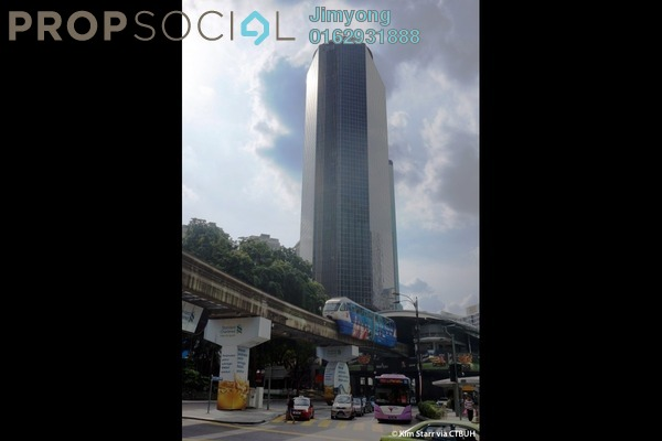 Office For Rent in Menara KH, KLCC Freehold Semi Furnished 0R/1B 10.5k