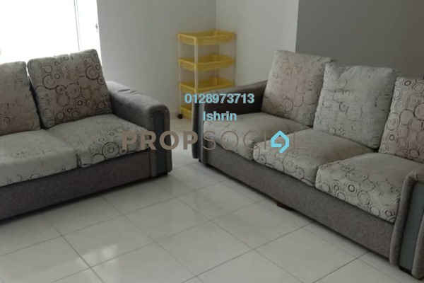 Condominium For Sale in Desa Impiana, Puchong Freehold Fully Furnished 3R/2B 348k
