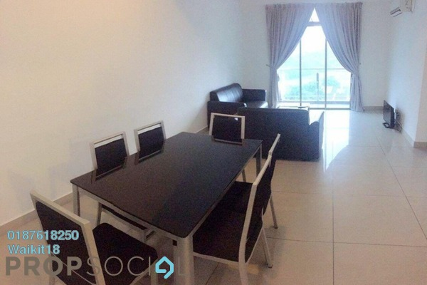 Condominium For Rent in D'Inspire Residence, Skudai Freehold Fully Furnished 3R/2B 1.5k