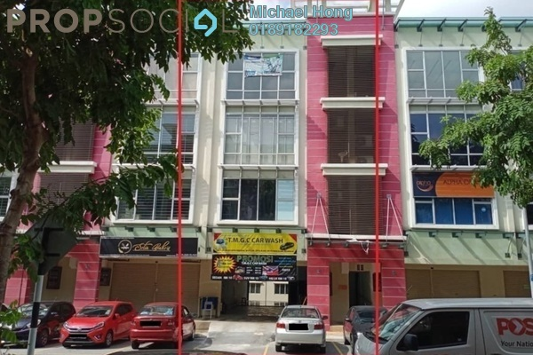Shop For Sale in Seria 88, Setia Alam Freehold Unfurnished 0R/6B 1.7m