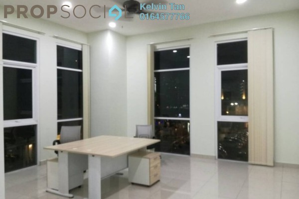 For Rent SoHo/Studio at The Maritime, Jelutong Freehold Semi Furnished 0R/1B 1.8k