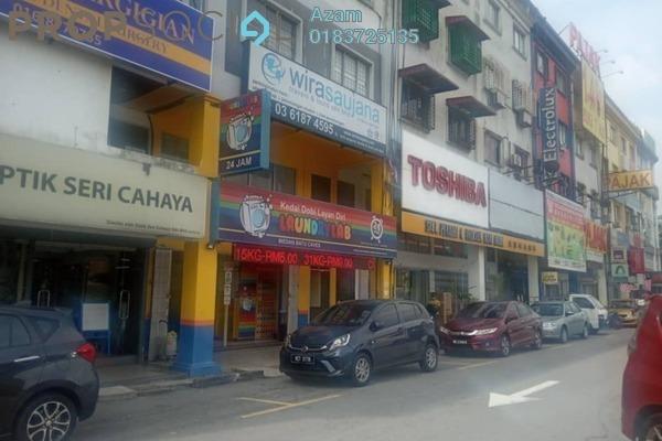 Shop For Rent in Medan Batu Caves, Batu Caves Freehold Unfurnished 1R/1B 1.5k