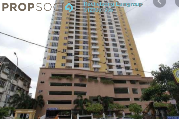 For Rent Condominium at Sri Emas, Pudu Freehold Fully Furnished 1R/1B 1.1k