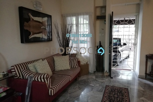 For Sale Condominium at Gasing Indah, Gasing Heights Freehold Fully Furnished 3R/2B 1.25m