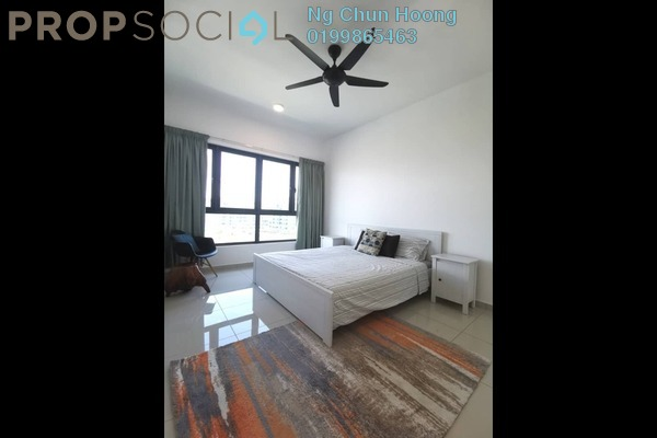 Condominium For Rent in Waterside Residence, Gelugor Freehold fully_furnished 2R/2B 2.7k