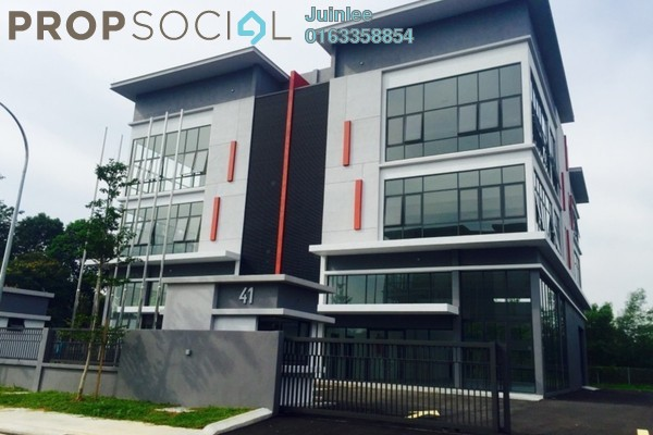 Factory For Sale in Sekitar 26, Shah Alam Freehold Unfurnished 0R/0B 6.29m