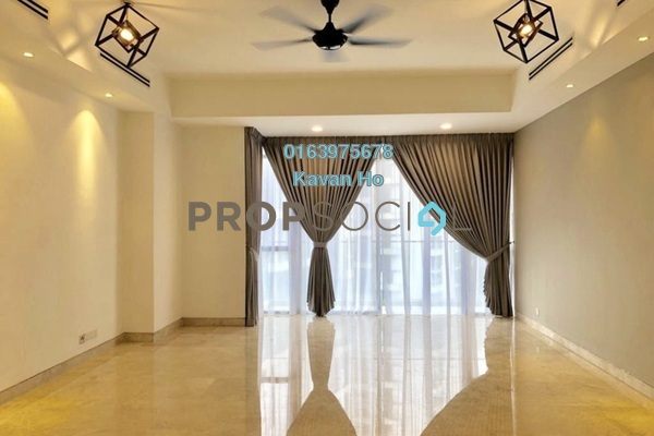 Condominium For Rent in Stonor Park, KLCC Freehold Semi Furnished 4R/4B 6k