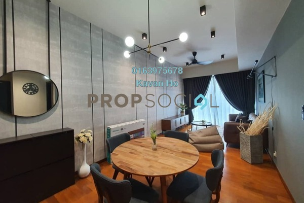 Condominium For Rent in Stonor 3, KLCC Freehold Fully Furnished 2R/2B 5k