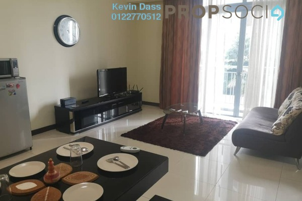 Serviced Residence For Rent in Hampshire Residences, KLCC Freehold Fully Furnished 1R/1B 2.8k
