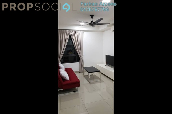 Apartment For Sale in Solstice @ Pan'gaea, Cyberjaya Freehold Fully Furnished 1R/1B 230k