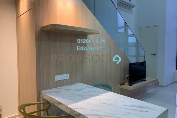 Duplex For Sale in EkoCheras, Cheras Freehold Fully Furnished 1R/2B 555k