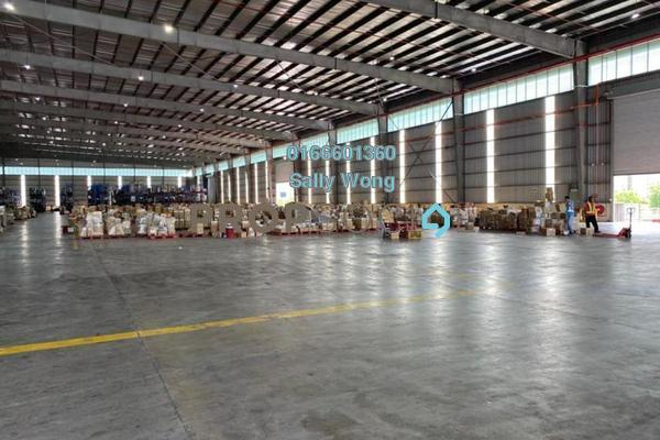 For Rent Semi-Detached at Perdana Industrial Park, Port Klang Freehold Unfurnished 0R/0B 252k
