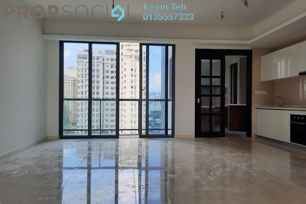For Rent Condominium at Agile Mont Kiara, Dutamas Freehold Semi Furnished 3R/3B 8k